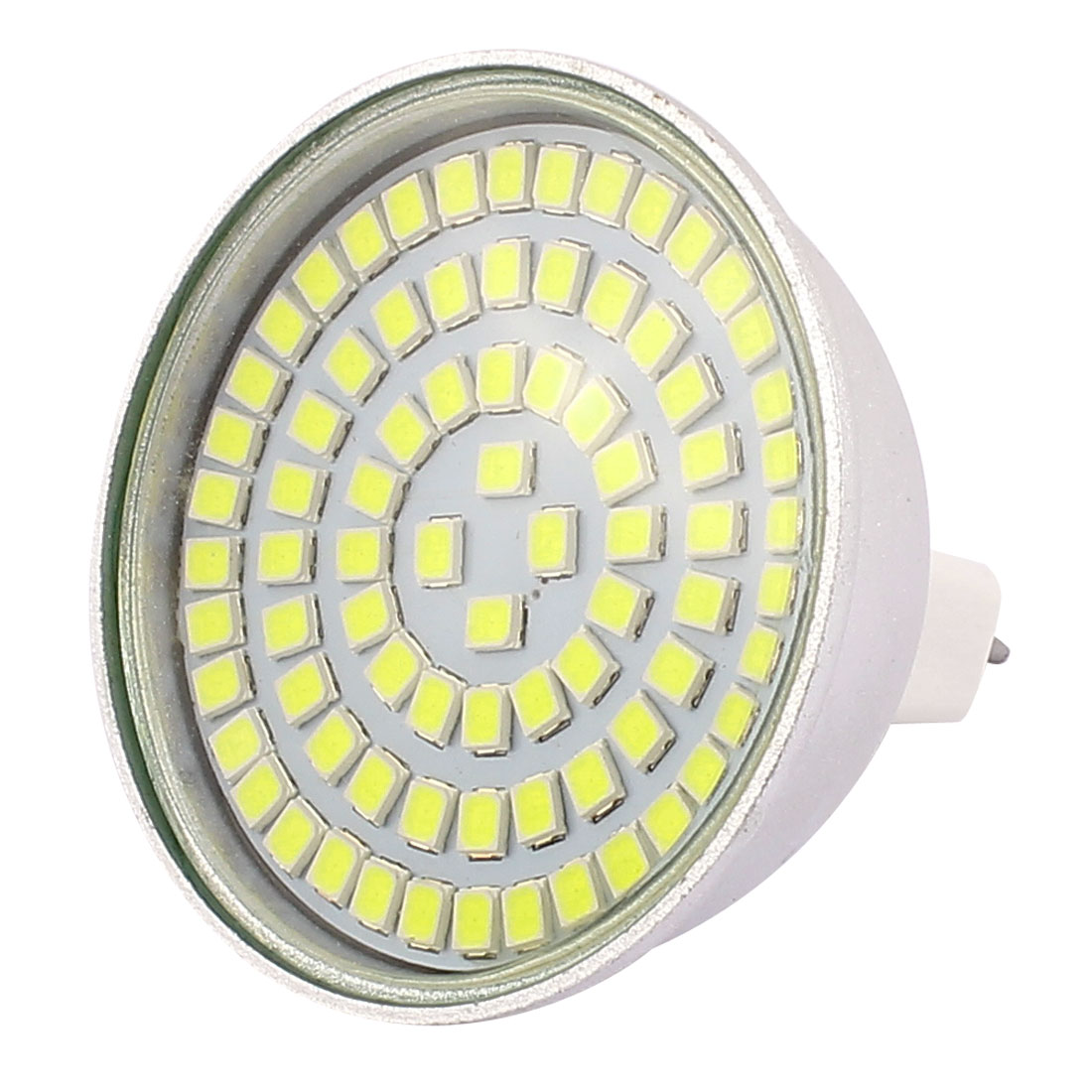 220V 8W MR16 2835 SMD 80 LEDs LED Bulb Light Spotlight Lamp Energy Saving White