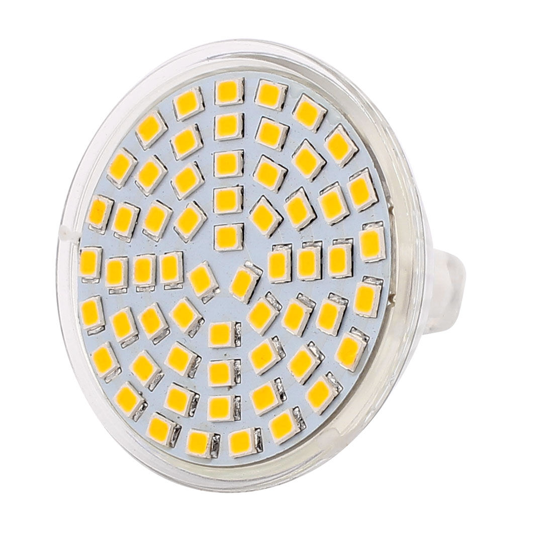 220V-240V 6W MR16 2835 SMD 60 LEDs LED Light Spotlight Down Lamp Lighting Warm White