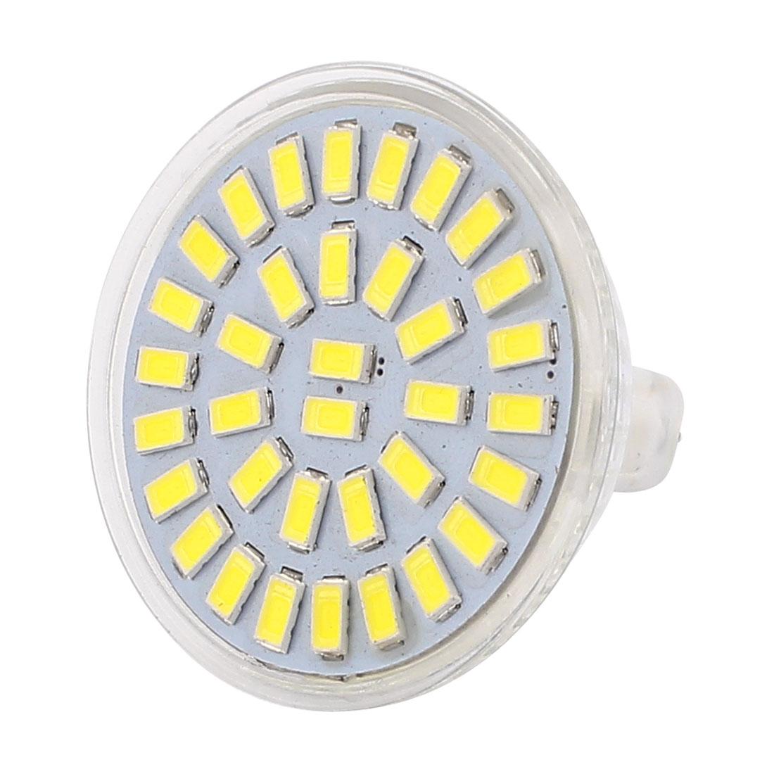 220V-240V 5W MR16 5730 SMD 35 LEDs LED Bulb Down Light Spotlight Lamp White