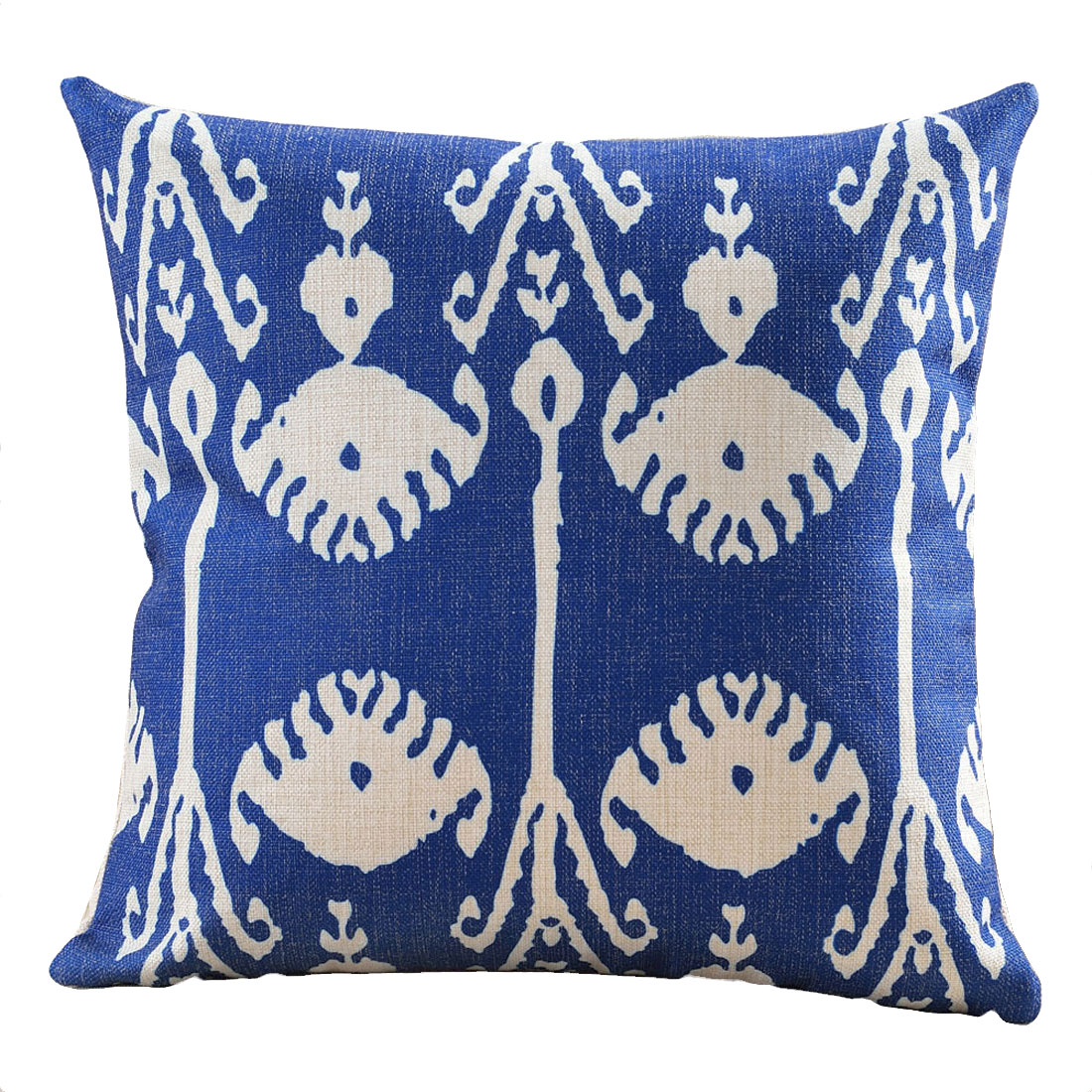 Sofa Cotton Linen Square Design Northern Europe Abstract Style Pillowcase Pillow Cover
