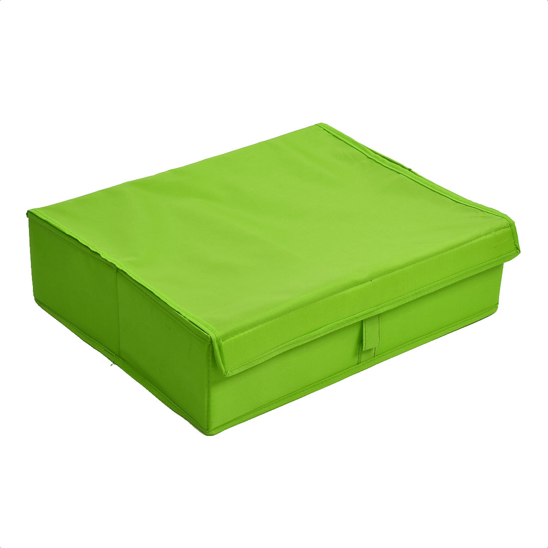 Home Household Socks Underwear Jewelry Clothes Storage Box Case Container Green