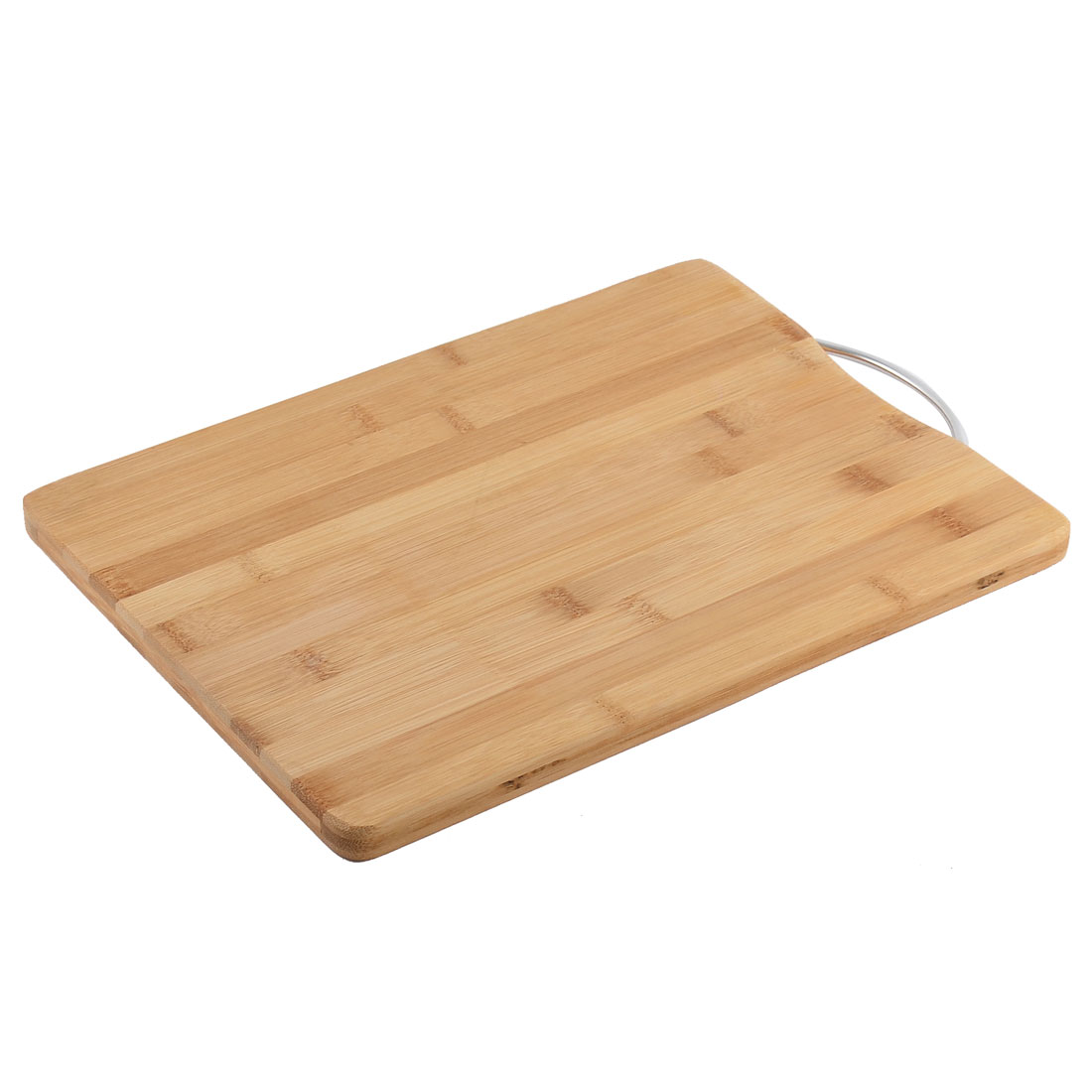 Kitchen Tool Bamboo Rectangle Shaped Meat Vegetable Fruit Chopping Cutting Board