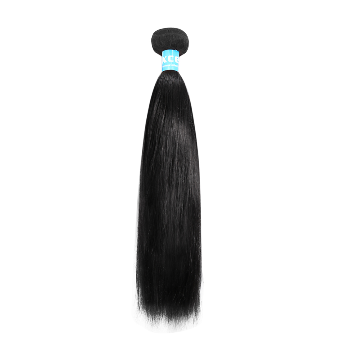 "Brazilian Remy Silky Straight Human Hair Weave Weft Extensions 6A 16"" 1 Bundle"