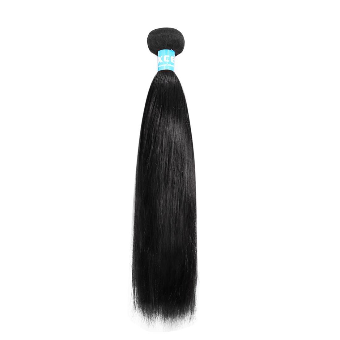 "Brazilian Remy Silky Straight Human Hair Weave Weft Extensions 6A 18"" 1 Bundle"