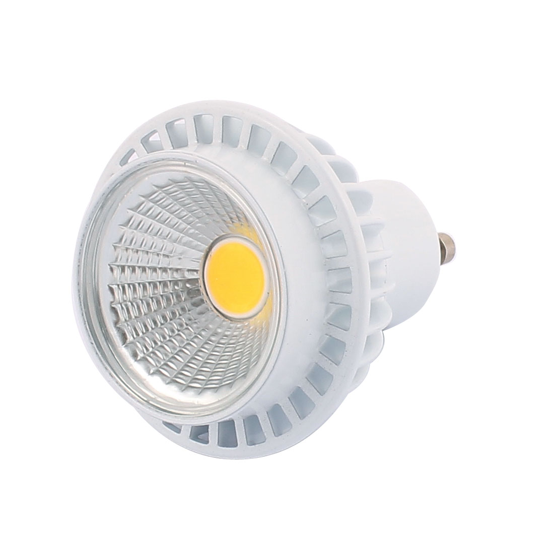 AC85-265V 3W GU10 COB LED Spotlight Lamp Bulb Practical Downlight Pure White