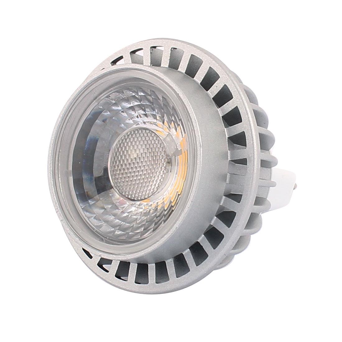 Replace DC12V 3W MR16 COB LED Spotlight Bulb Downlight Energy Saving Warm White