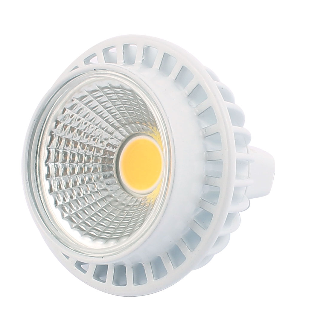 DC12V 3W MR16 COB LED Spotlight Lamp Bulb Practical Downlight Pure White