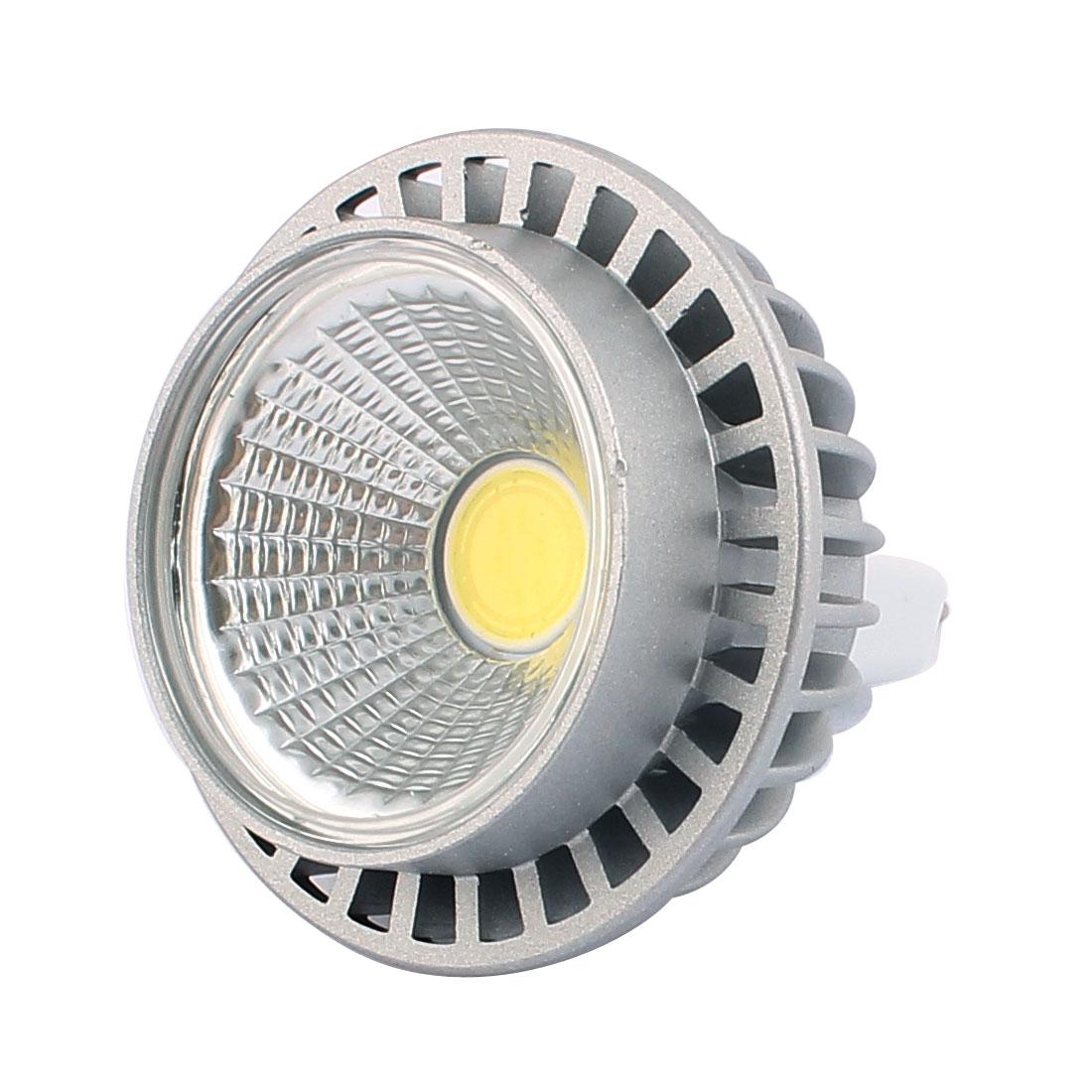 DC12V 3W MR16 COB LED 240LM Spotlight Lamp Bulb Downlight Pure White