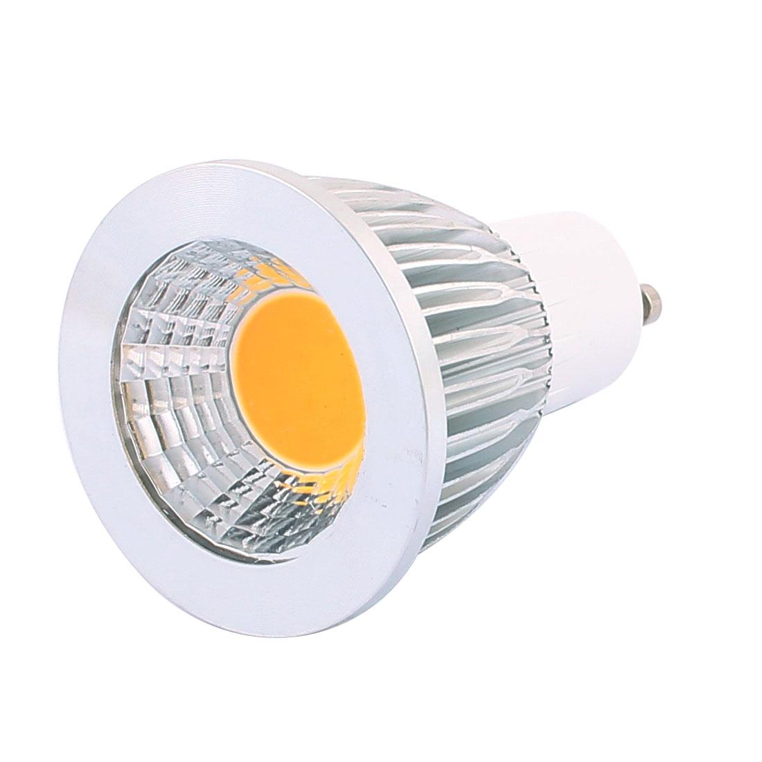 AC85-265V 5W Bright GU10 COB LED Spot Down Light Lamp Energy Saving Warm White