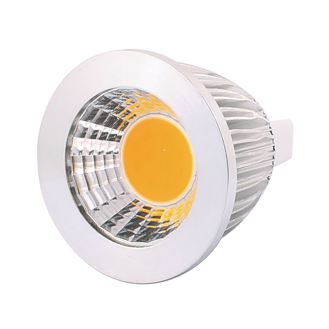 DC12V 5W Bright MR16 COB LED Spot Down Light Lamp Energy Saving Warm White
