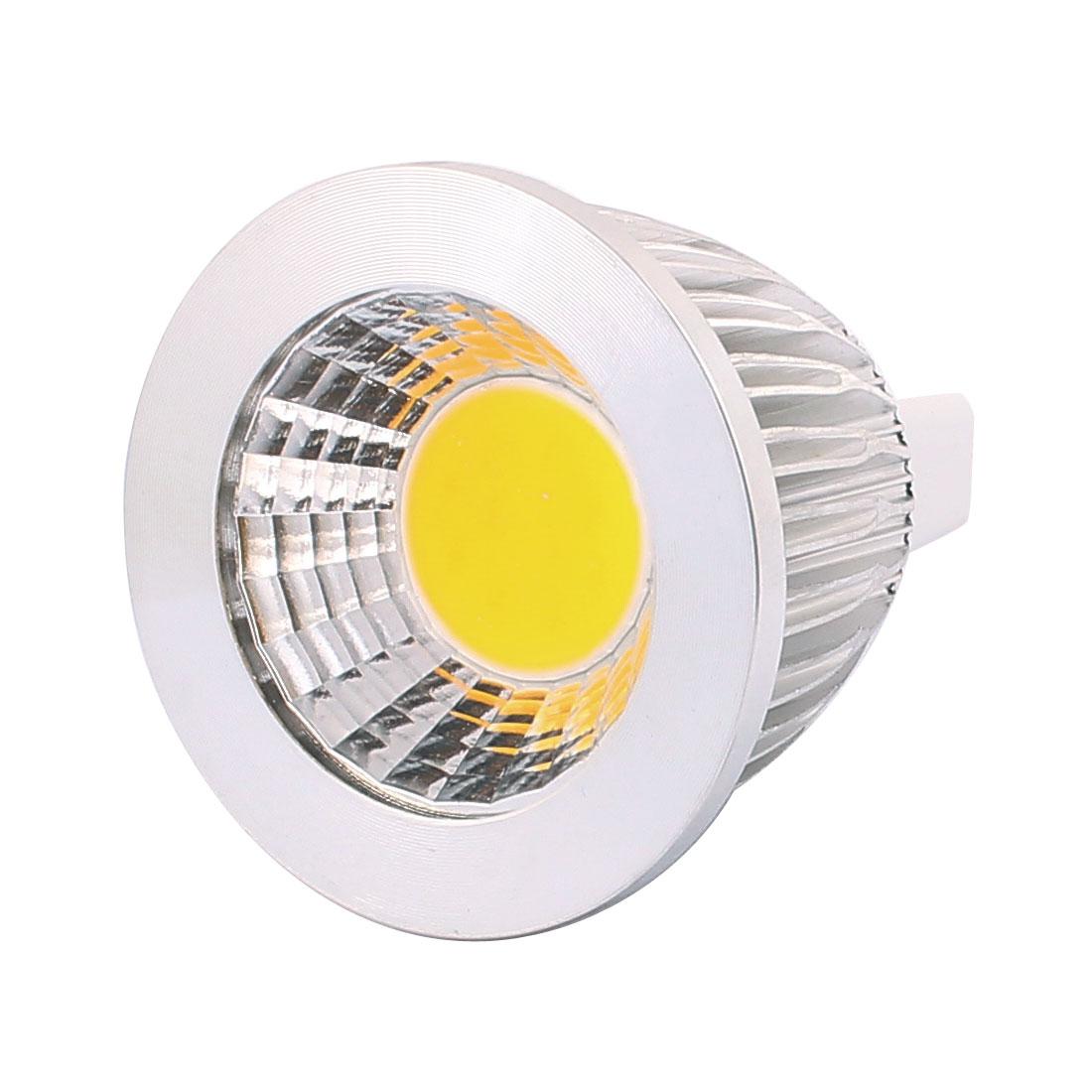 DC12V 5W Bright MR16 COB LED Spot Down Light Lamp Energy Saving Pure White