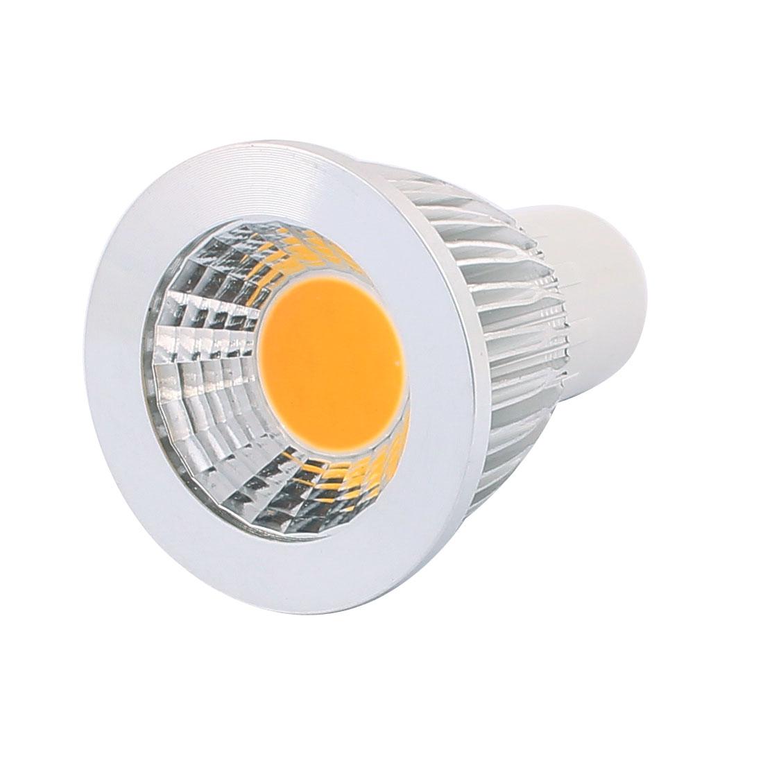 AC85-265V 5W Bright GU5.3 COB LED Spot Down Light Lamp Energy Saving Warm White