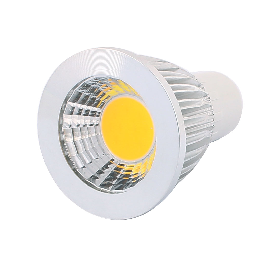 AC85-265V 5W Bright GU5.3 COB LED Spot Down Light Lamp Energy Saving Pure White