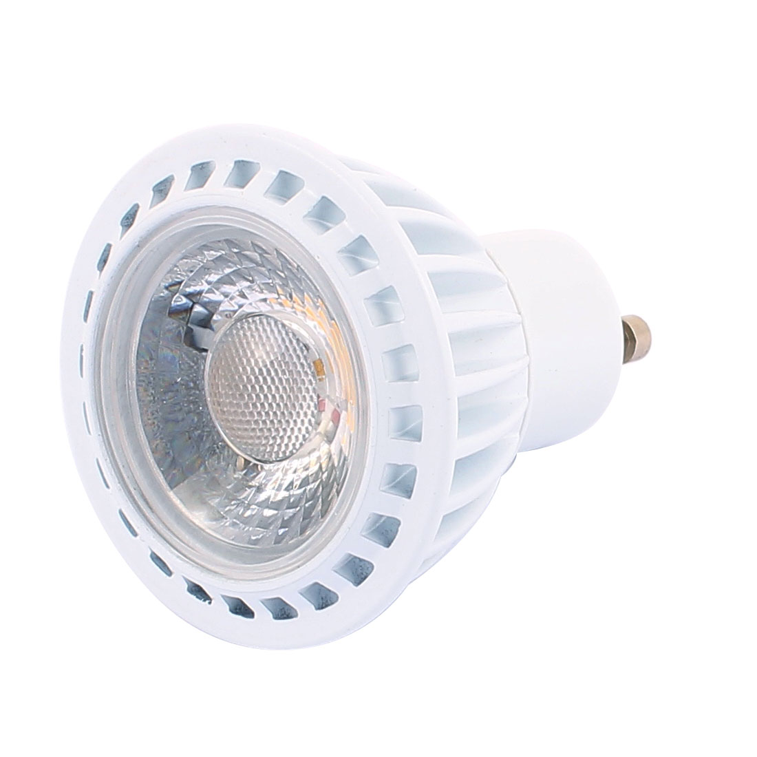 AC85-265V 3W GU10 COB Integrated Chip LED Spotlight Lamp Bulb Downlight Warm White
