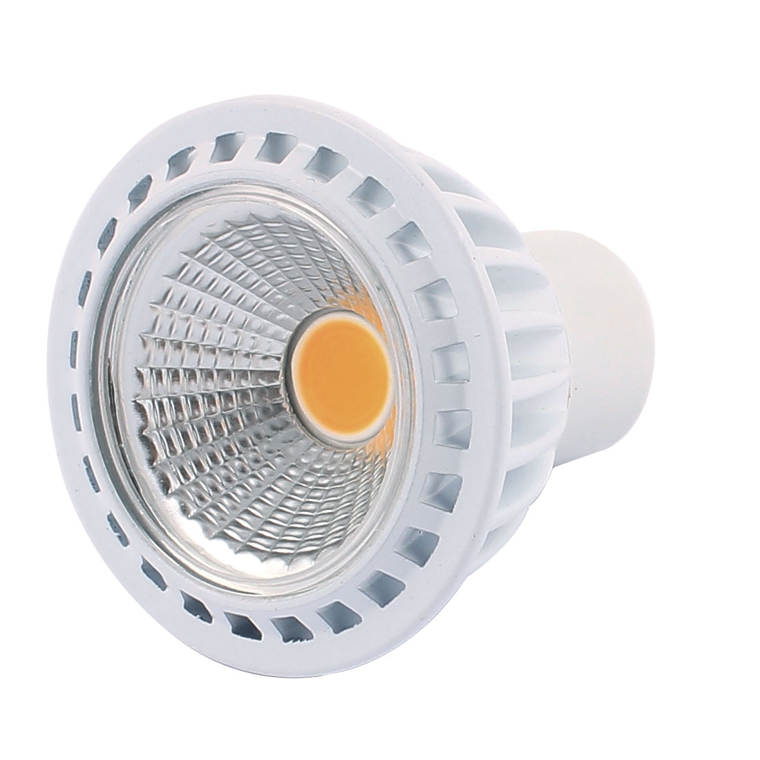 AC85-265V 3W Ultra Bright GU5.3 COB LED Spotlight Lamp Bulb Downlight Warm White