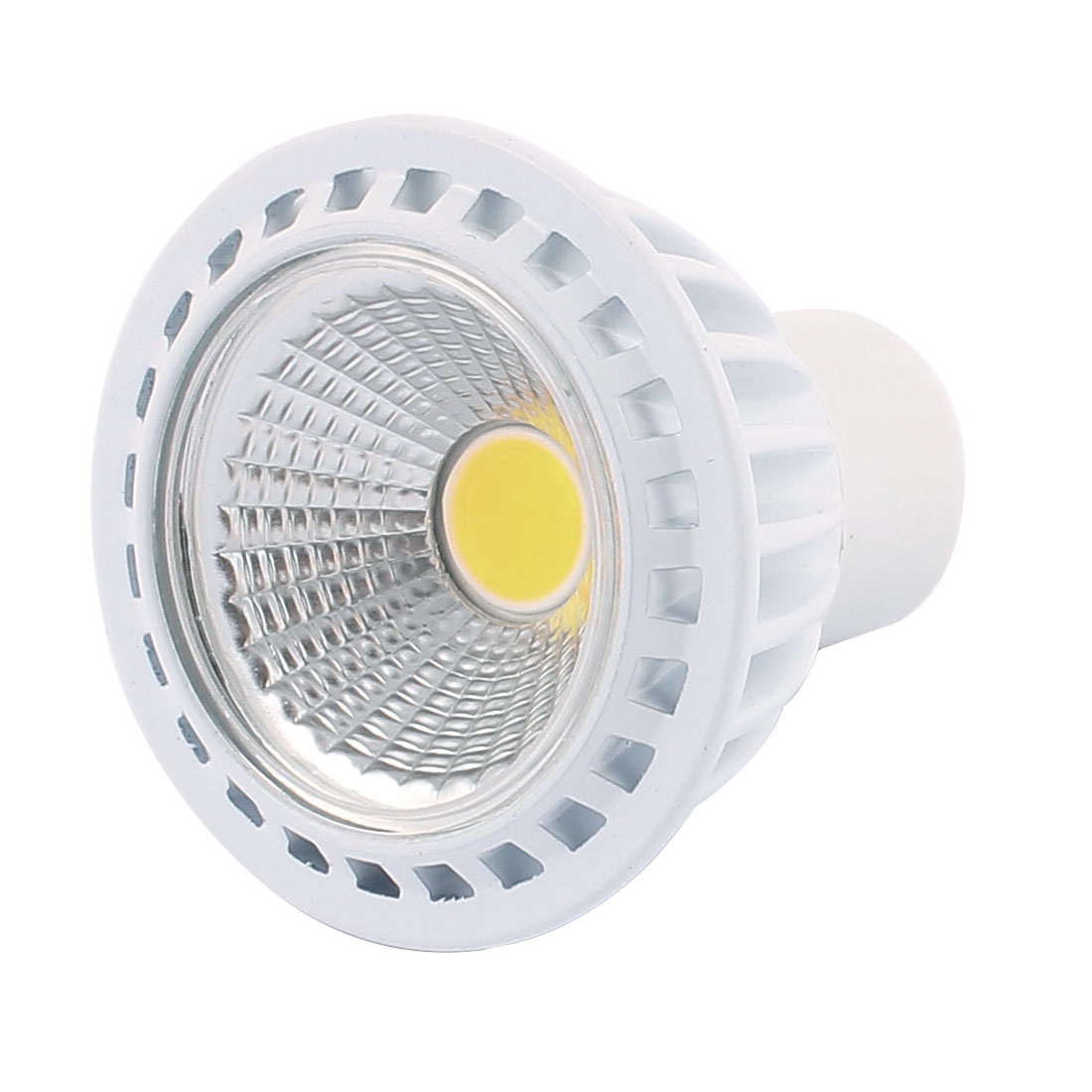 AC85-265V 3W Ultra Bright GU5.3 COB LED Spotlight Lamp Bulb Downlight Pure White
