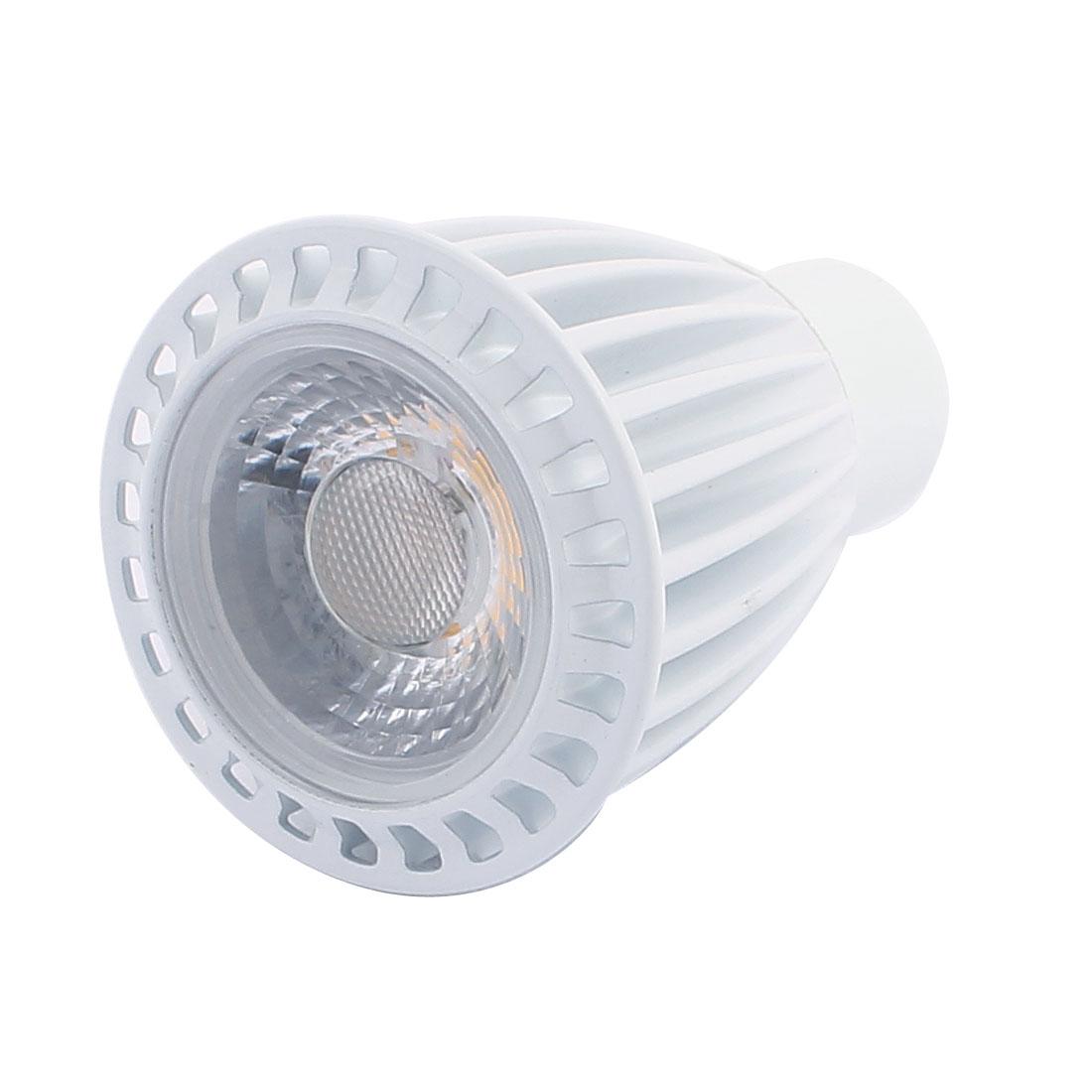 AC85-265V 7W GU5.3 COB Integrated Chip LED Spotlight Lamp Bulb Downlight Warm White
