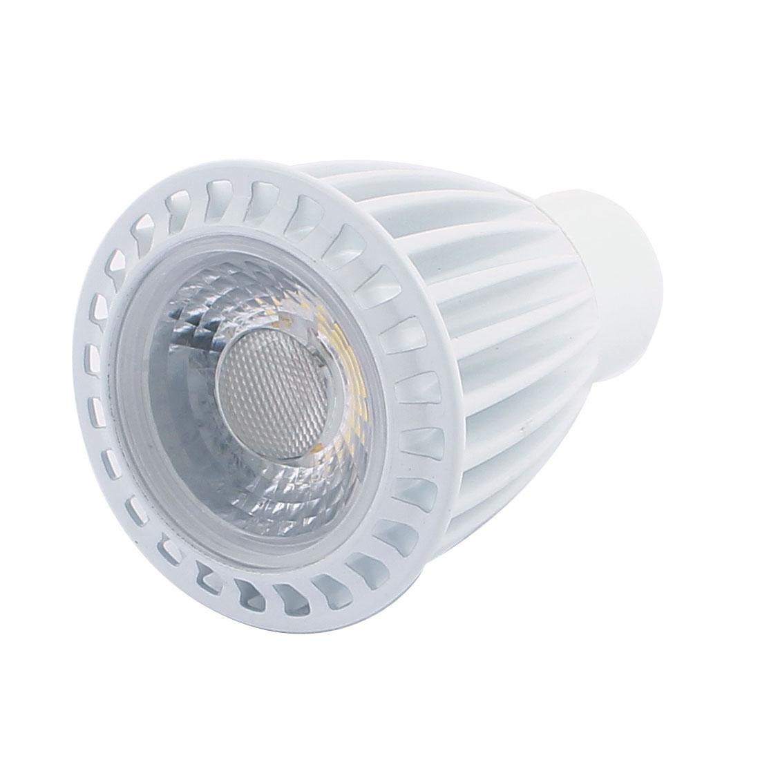 AC85-265V 7W GU5.3 COB Integrated Chip LED Spotlight Lamp Bulb Downlight Pure White