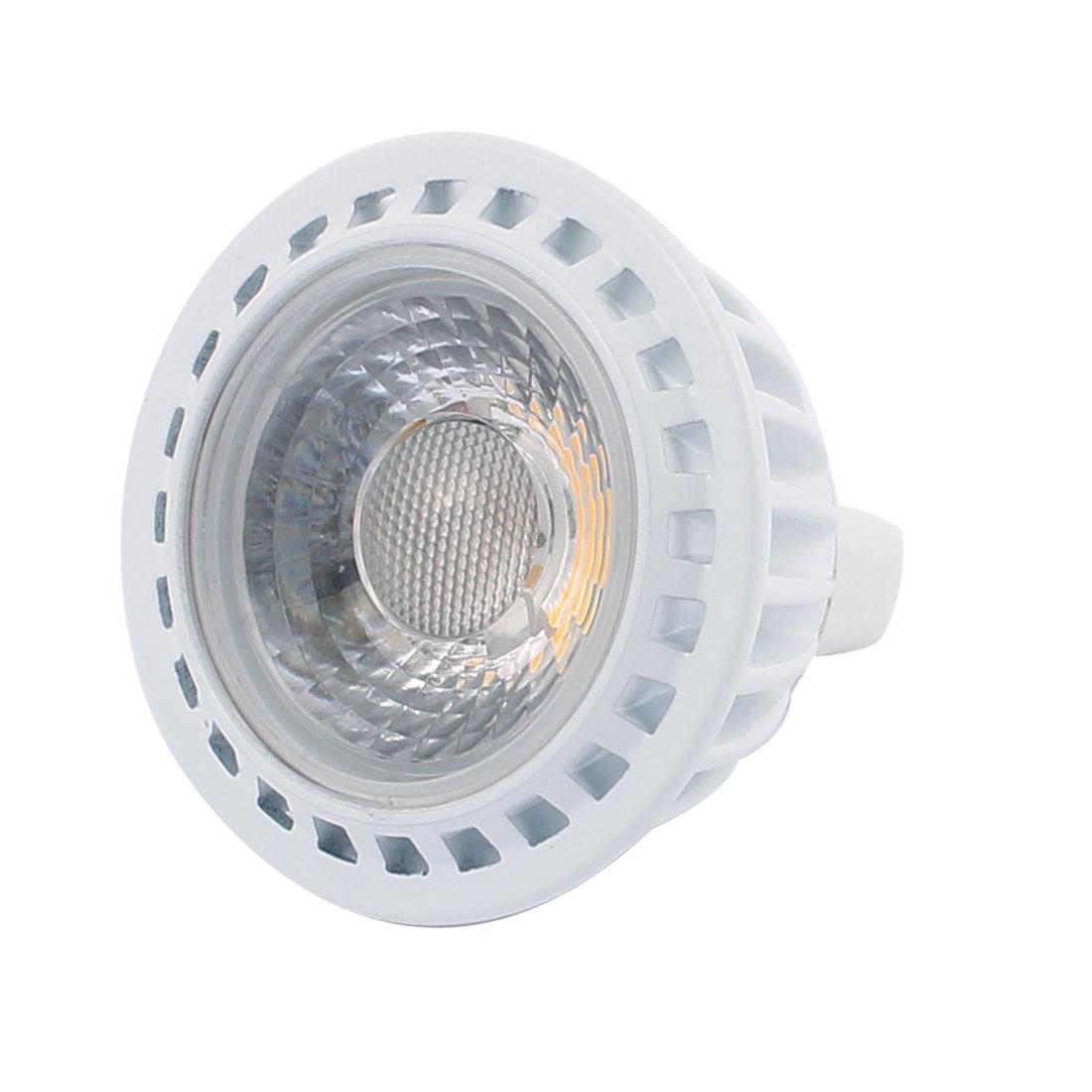 DC12V 3W MR16 COB Integrated Chip LED Spotlight Lamp Bulb Downlight Warm White