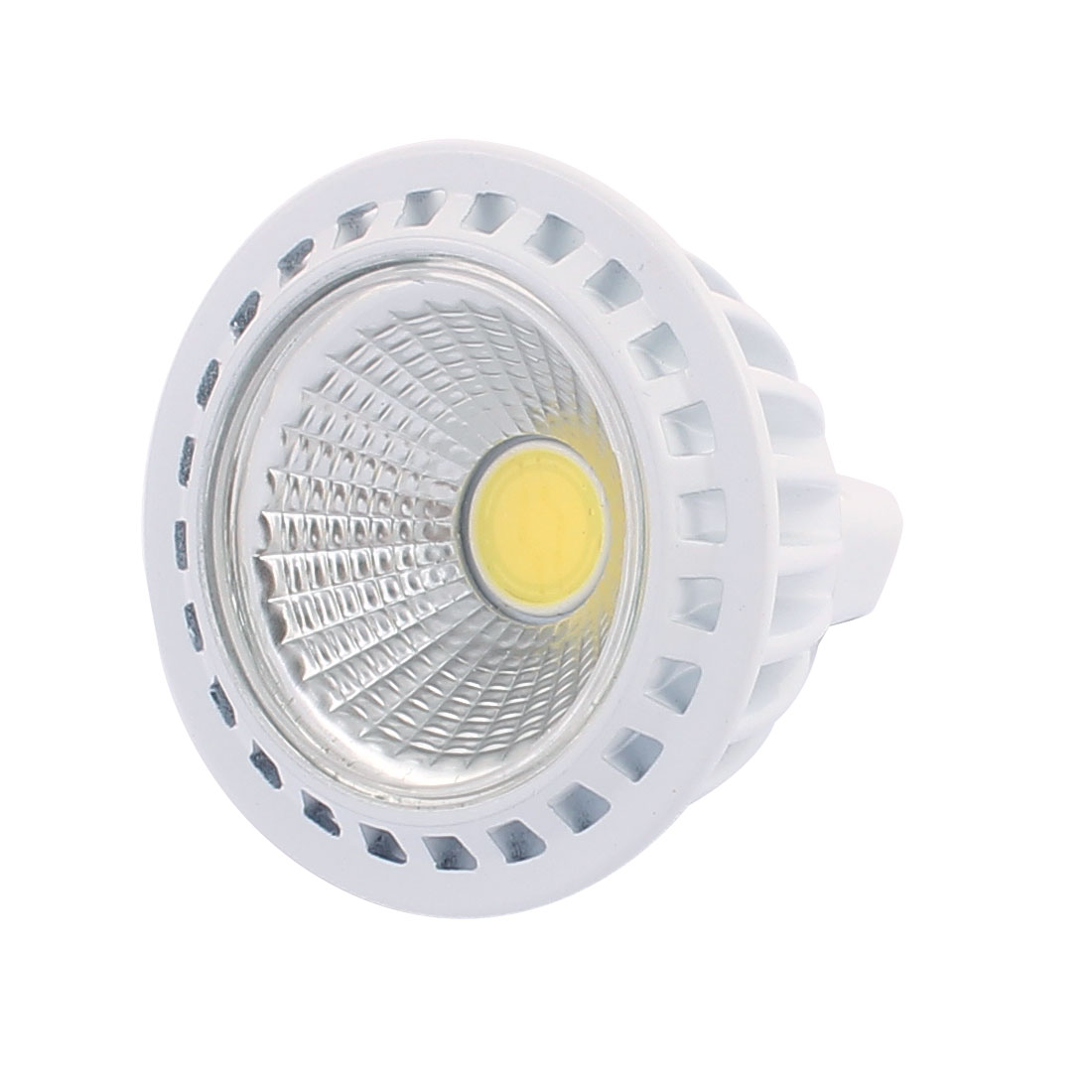 DC12V 3W Ultra Bright MR16 COB LED Spotlight Lamp Bulb Downlight Pure White