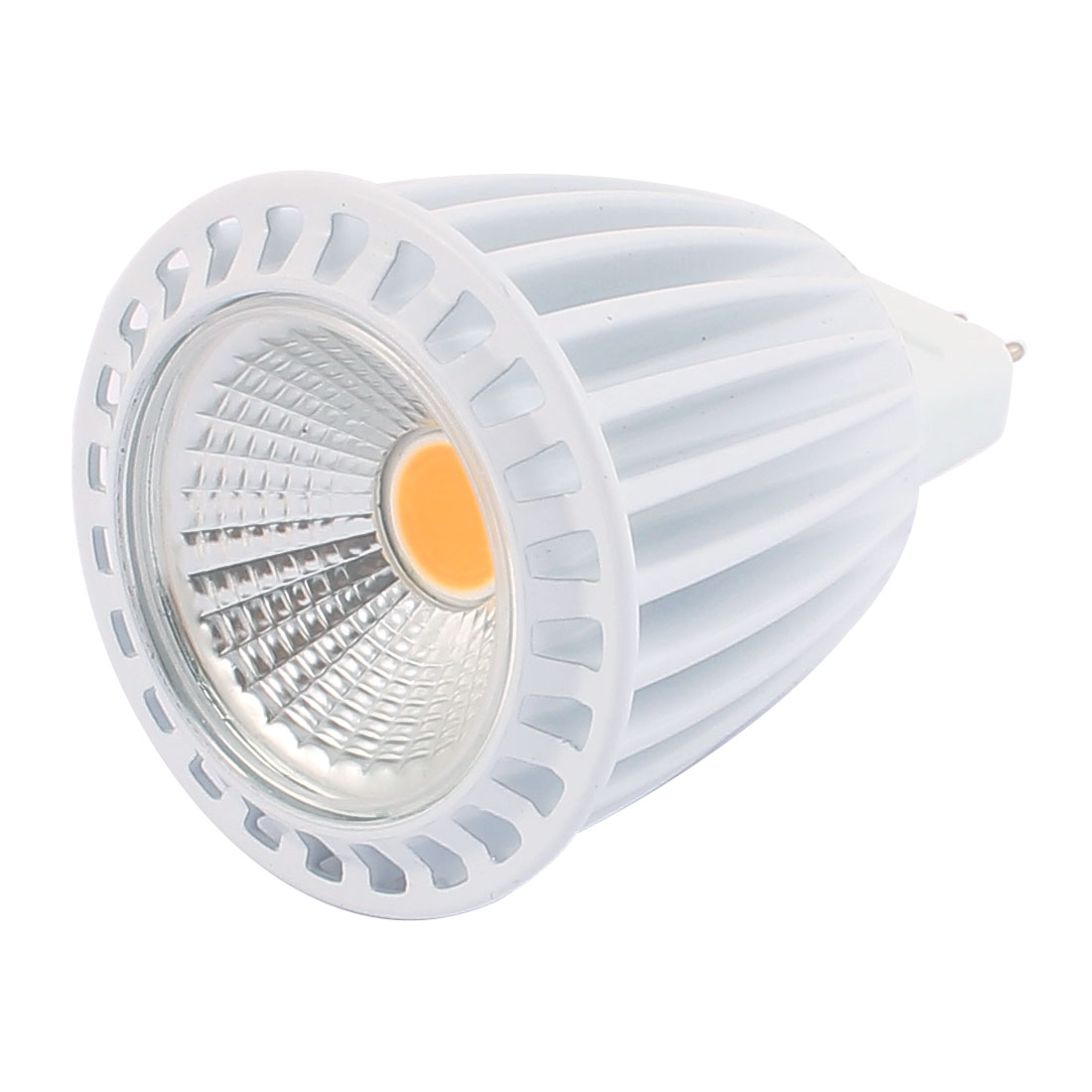 DC12V 7W MR16 COB Integrated Chip LED Spotlight Lamp Bulb Downlight Warm White