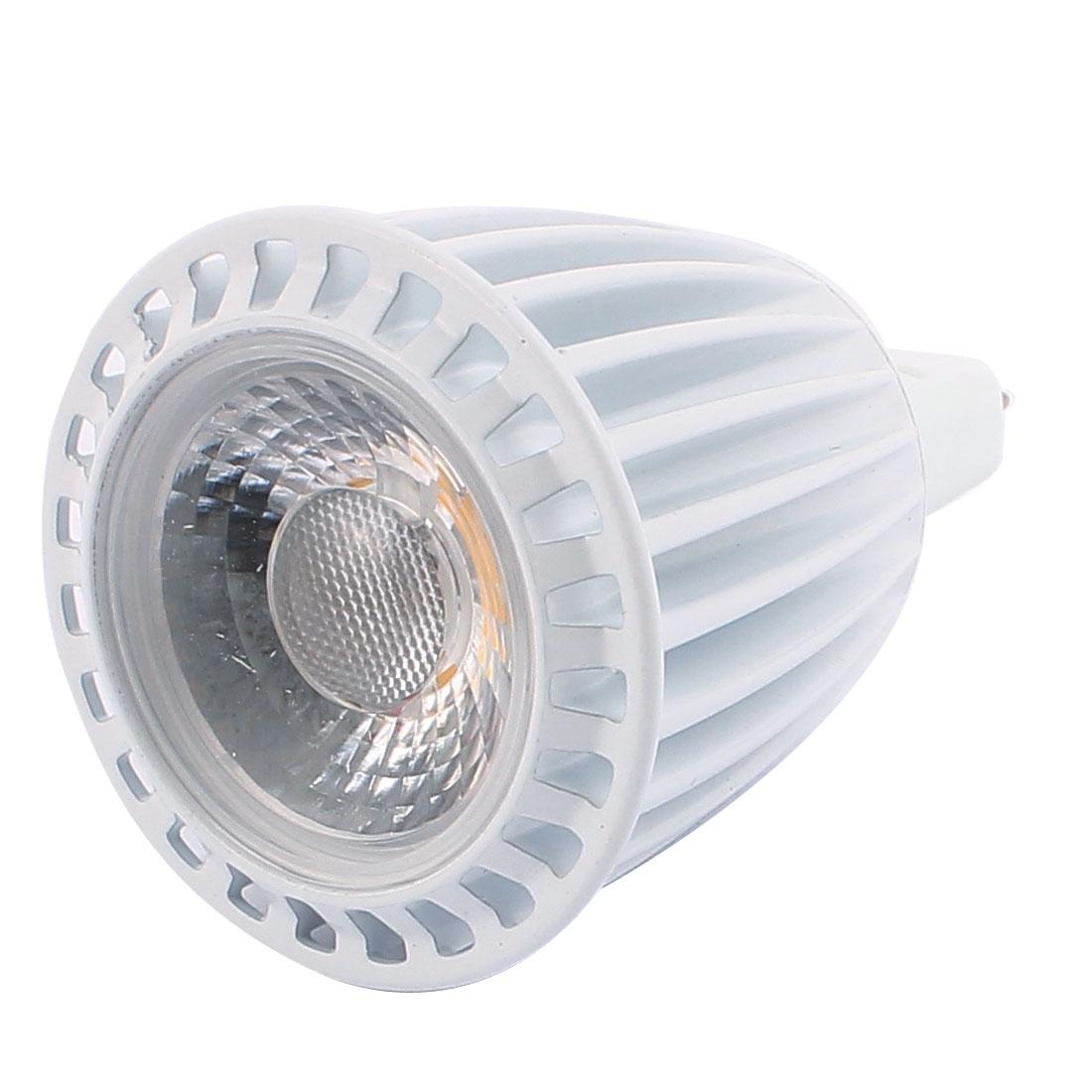 DC12V 7W Ultra Bright MR16 COB LED Spotlight Lamp Bulb Downlight Warm White