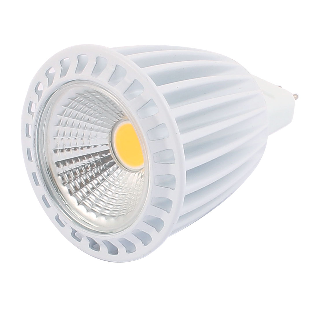 DC12V 7W MR16 COB Integrated Chip LED Spotlight Lamp Bulb Downlight Pure White