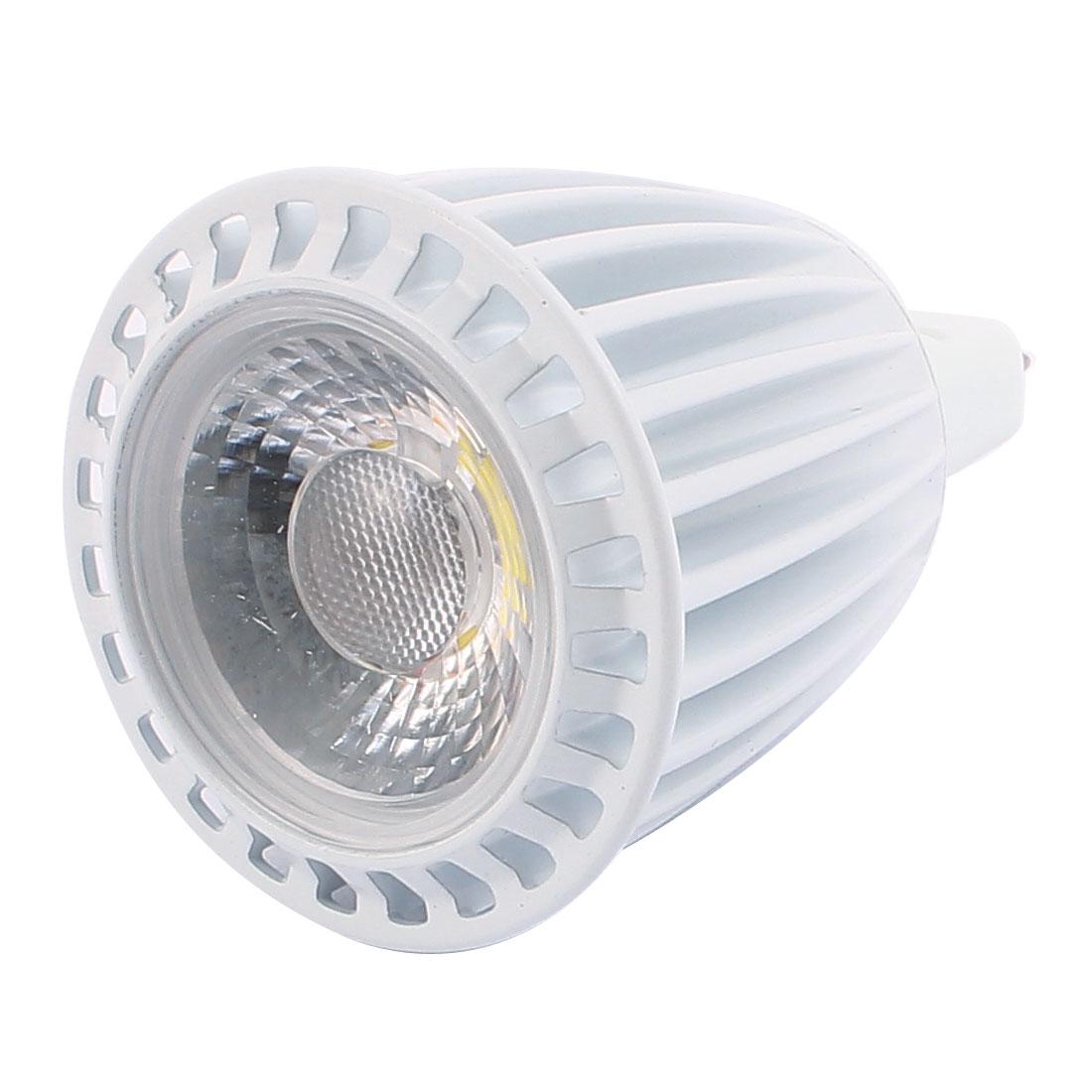 DC12V 7W Ultra Bright MR16 COB LED Spotlight Lamp Bulb Downlight Pure White