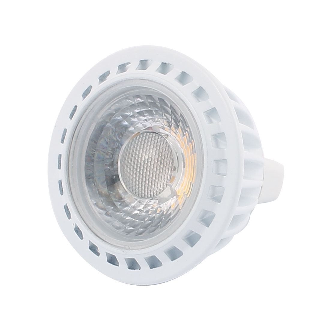 DC12V 5W MR16 COB LED Spotlight Lamp Bulb Energy Saving Downlight Warm White