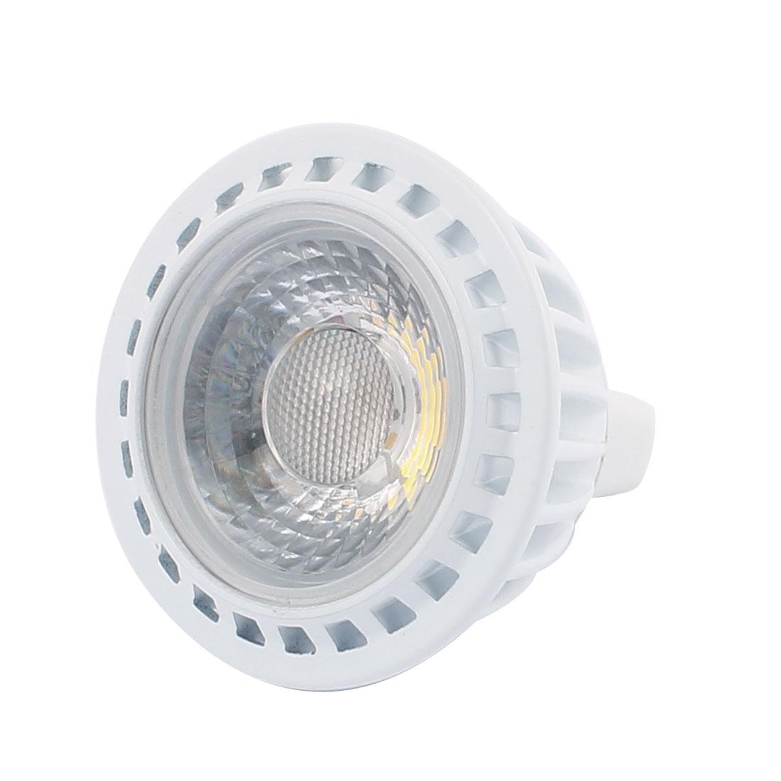 DC12V 5W MR16 COB LED Spotlight Lamp Bulb Energy Saving Downlight Pure White