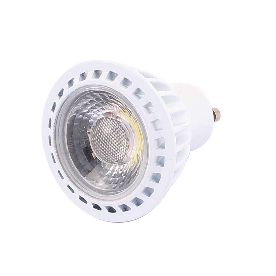 AC85-265V 5W GU10 COB LED Spotlight Lamp Bulb Energy Saving Downlight Pure White