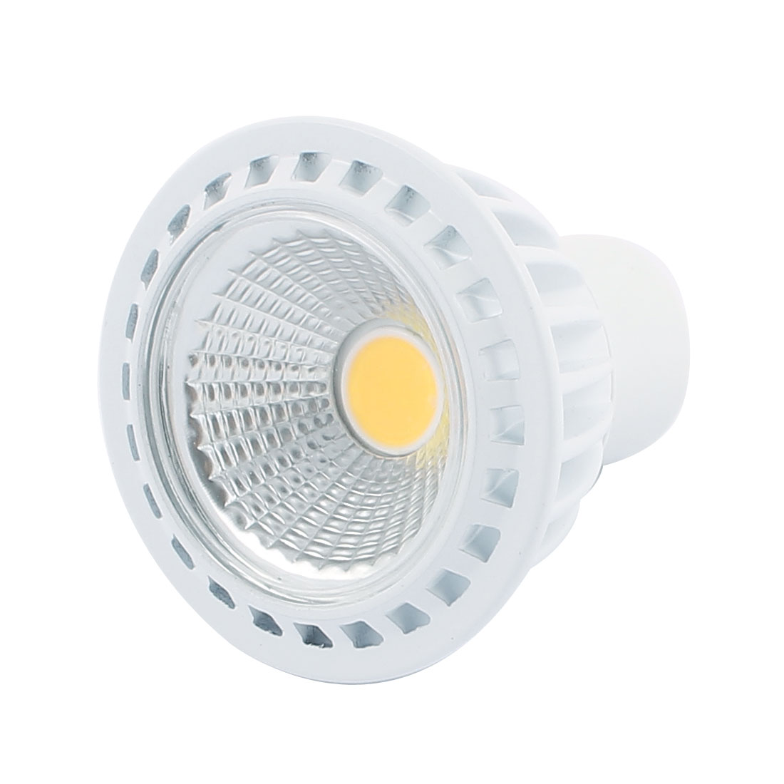 AC85-265V 5W GU5.3 COB LED Spotlight Lamp Bulb Practical Downlight Pure White