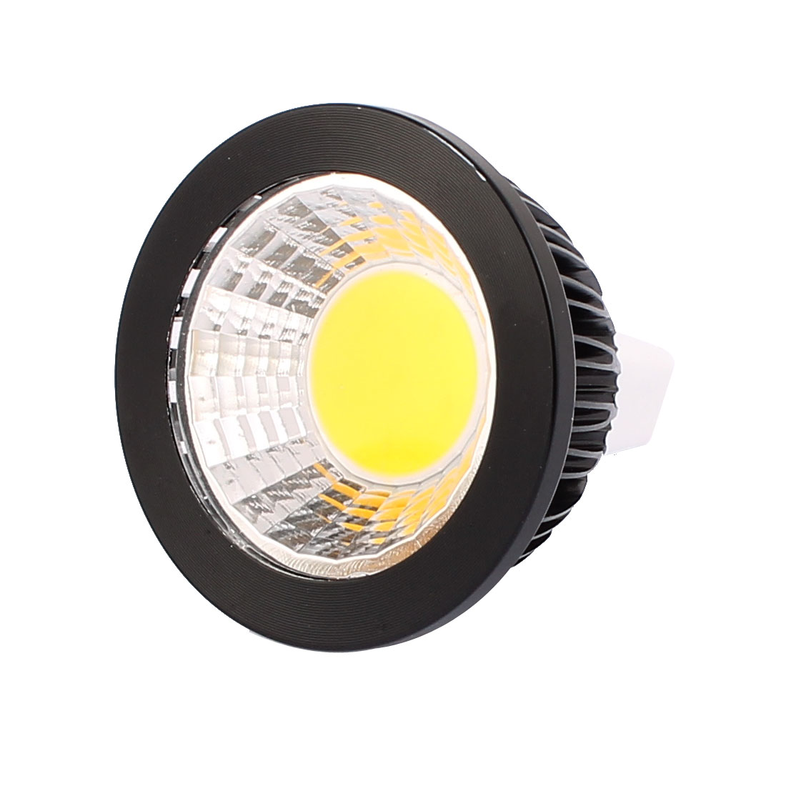DC12V 3W MR16 COB LED Spotlight Lamp Bulb Energy Saving Downlight Pure White