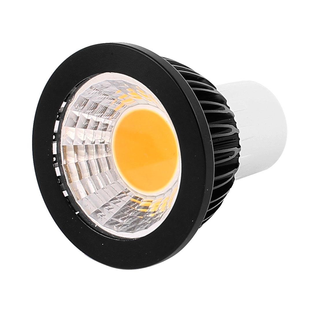 AC85-265V 3W GU5.3 COB LED Spotlight Lamp Bulb Energy Saving Downlight Warm White