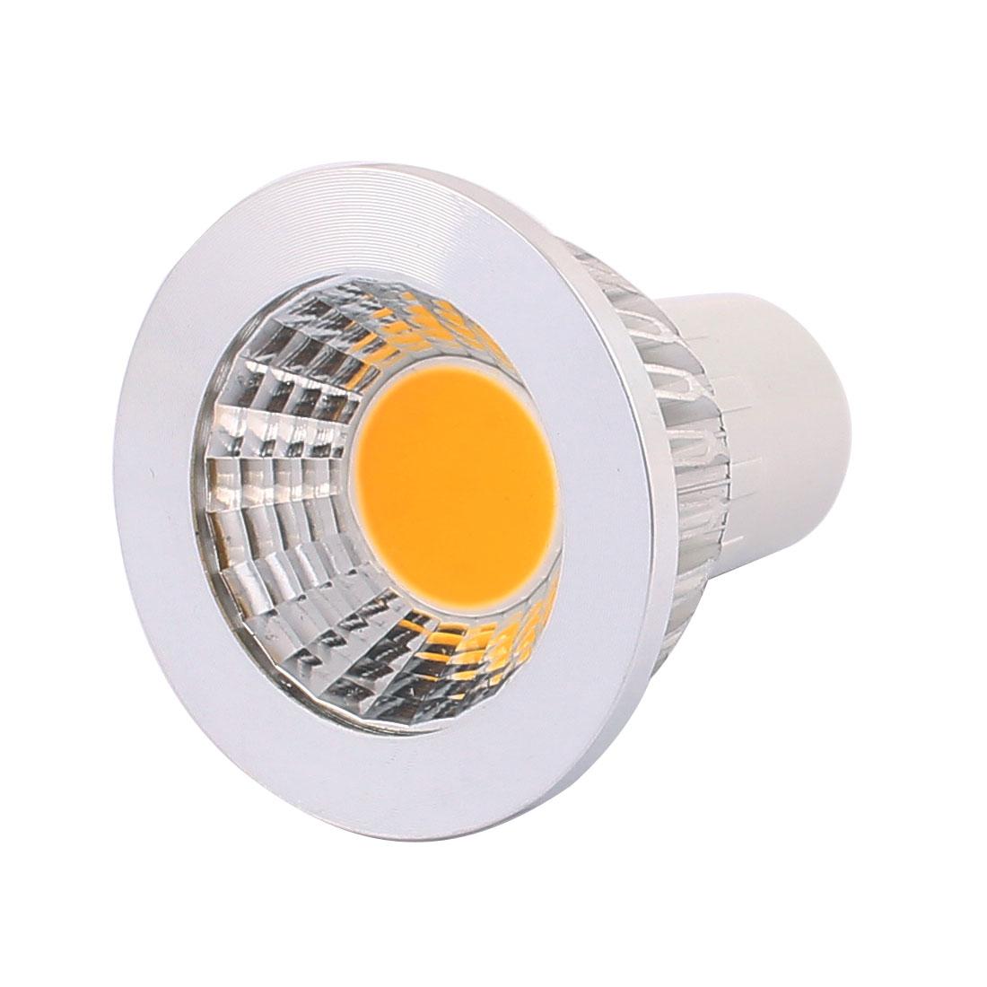 AC85-265V 3W GU5.3 Base COB LED Spotlight Bulb Downlight Energy Saving Warm White