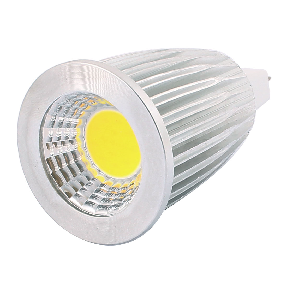 DC12V 7W MR16 COB LED Spotlight Lamp Bulb Energy Saving Downlight Pure White