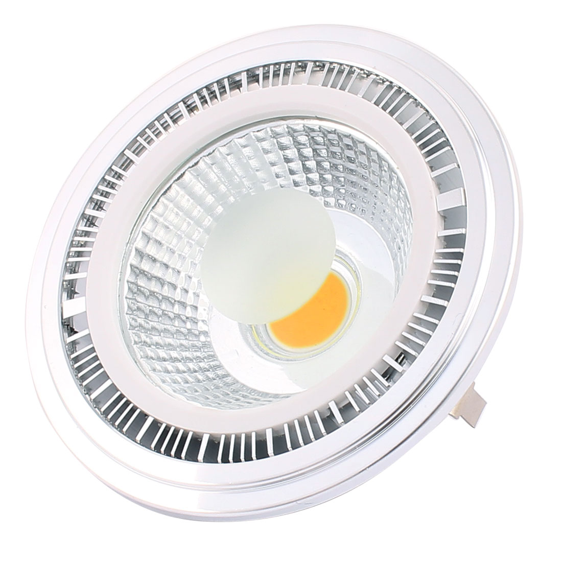 DC12V 5W AR111 G53 COB LED Ceiling Light Lamp Spotlight Reflector Warm White