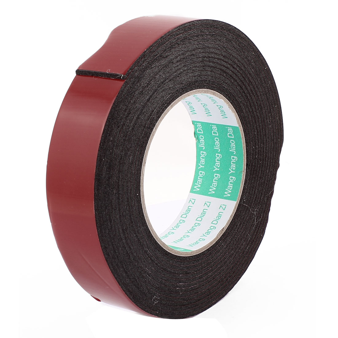 Black Strong Double Sided Adhesive Tape DIY Sponge Tape 30MM Width 5M Long