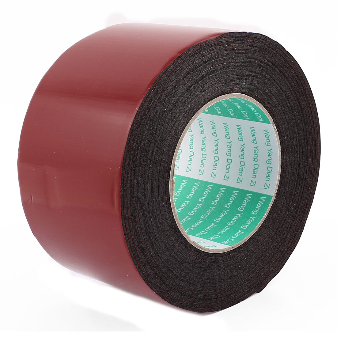 Black Strong Double Sided Adhesive Tape Sponge Tape 80MM Width 5M Long