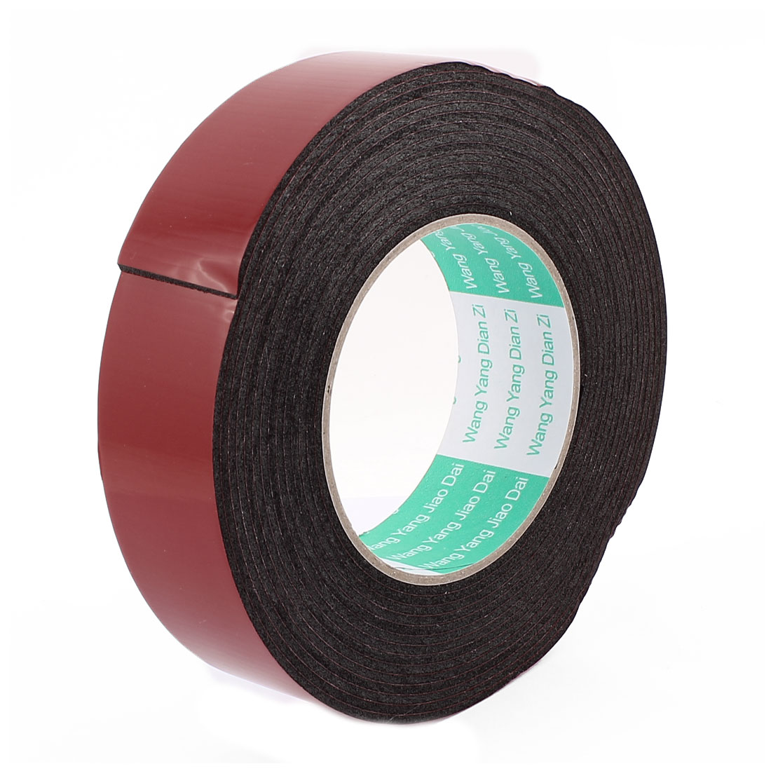 Black Strong Double Sided Adhesive Tape Sponge Tape 35MM Width 5M Length