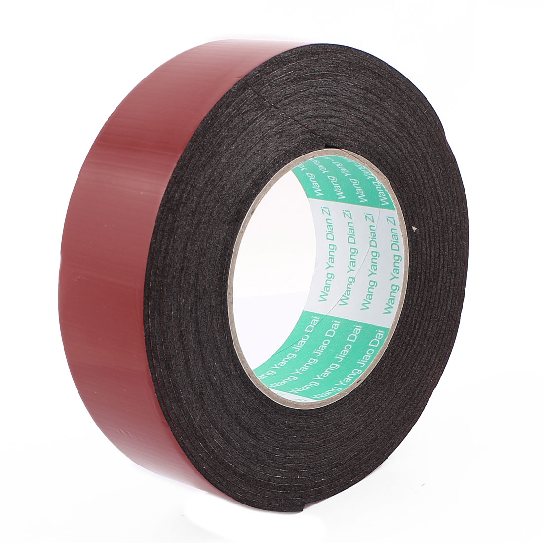 Black Strong Double Sided Adhesive Tape Sponge Tape 40MM Width 5M Long