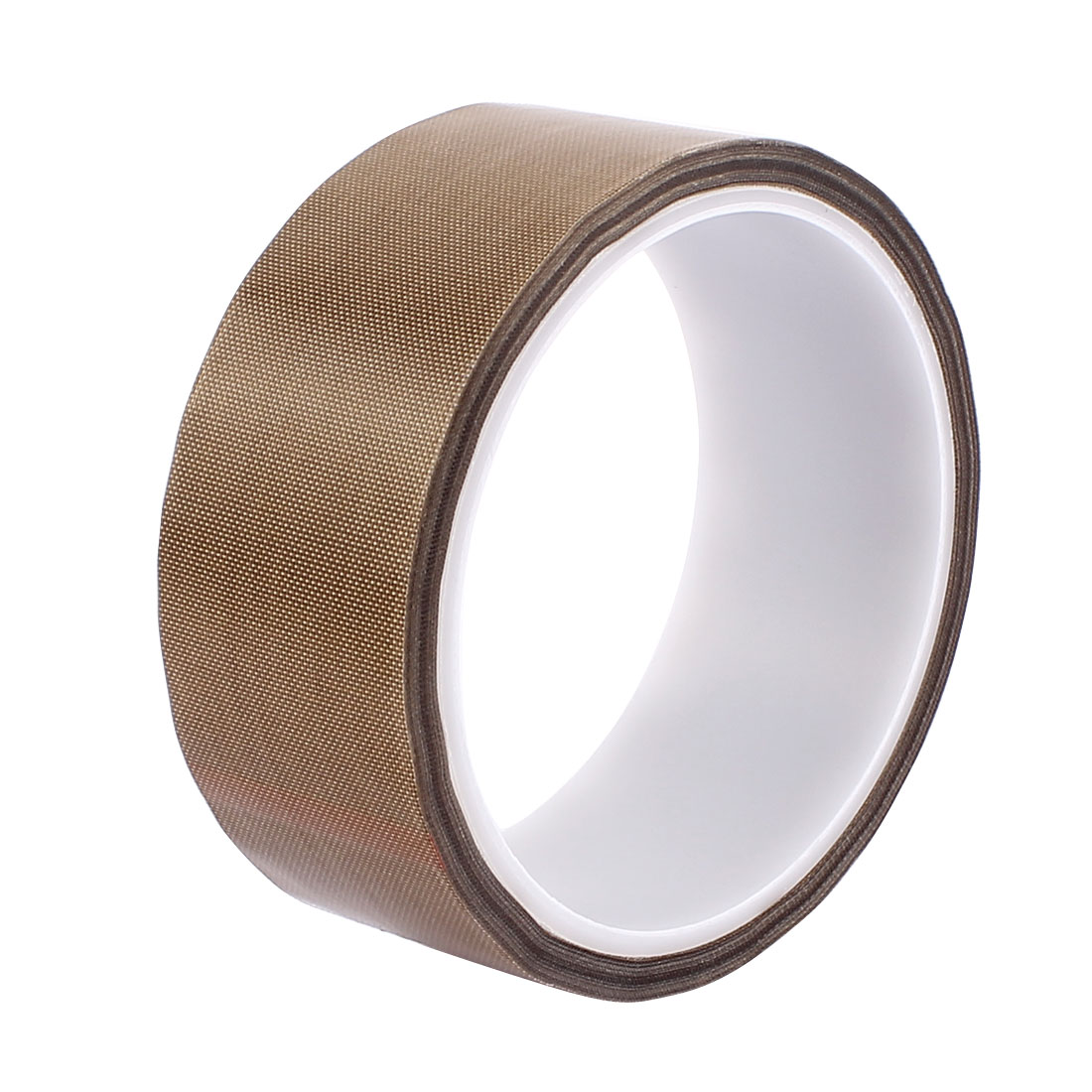 35mm Width 10M Long 0.13mm Thickness Nonstick High Temperature PTFE Adhesive Tape