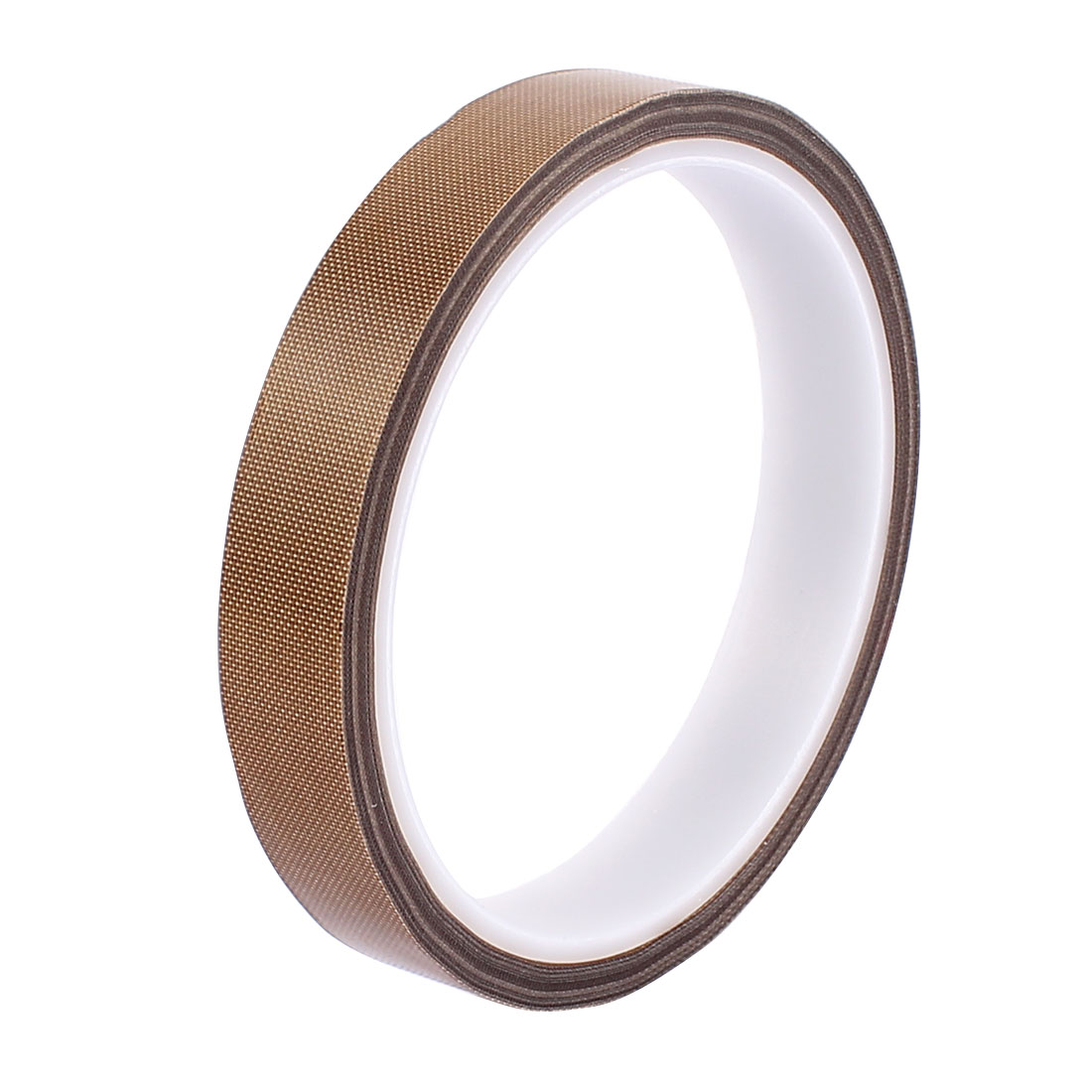 15mm Width 10M Long 0.13mm Thickness Nonstick High Temperature PTFE Adhesive Tape