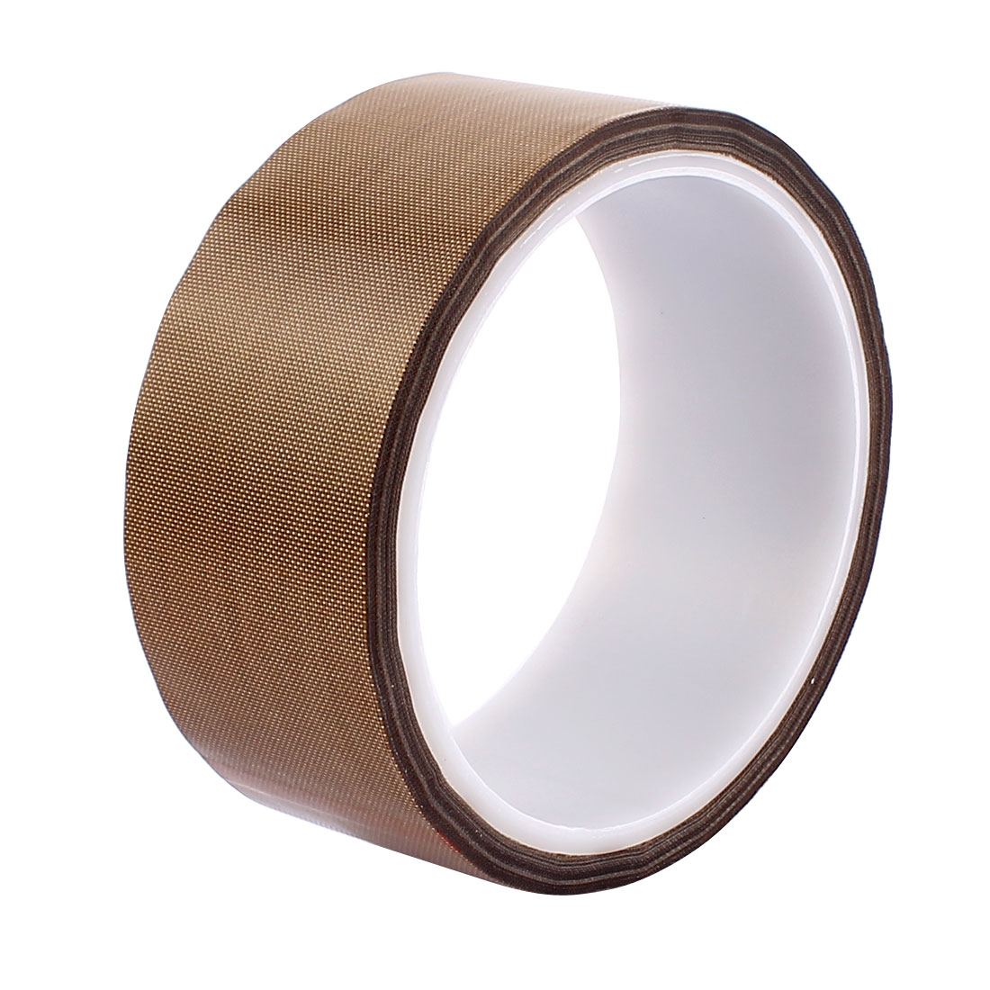 38mm Width 10M Long 0.13mm Thickness Nonstick High Temperature PTFE Adhesive Tape