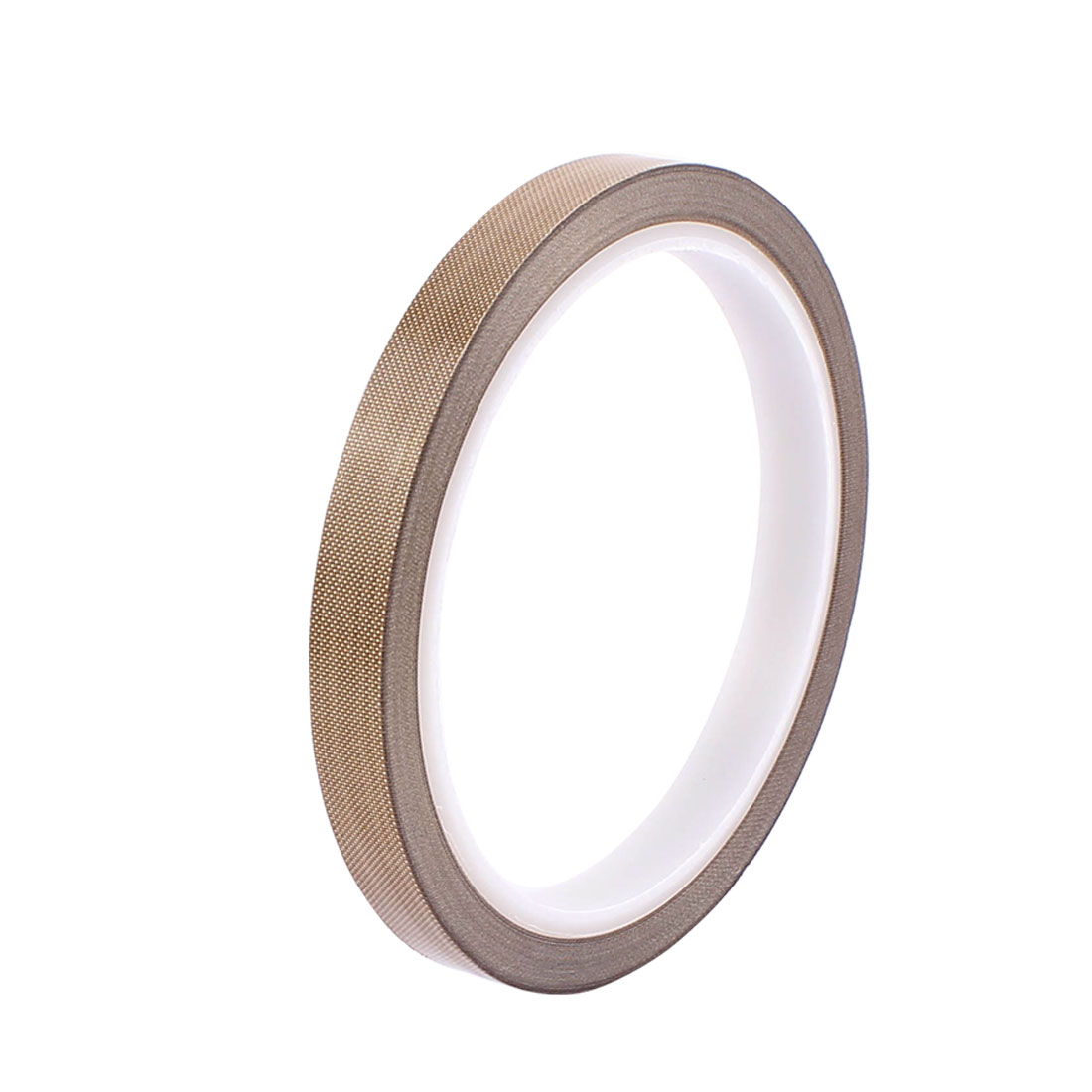 10mm Width 0.18mm Thickness 10M Long Nonstick High Temperature PTFE Adhesive Tape