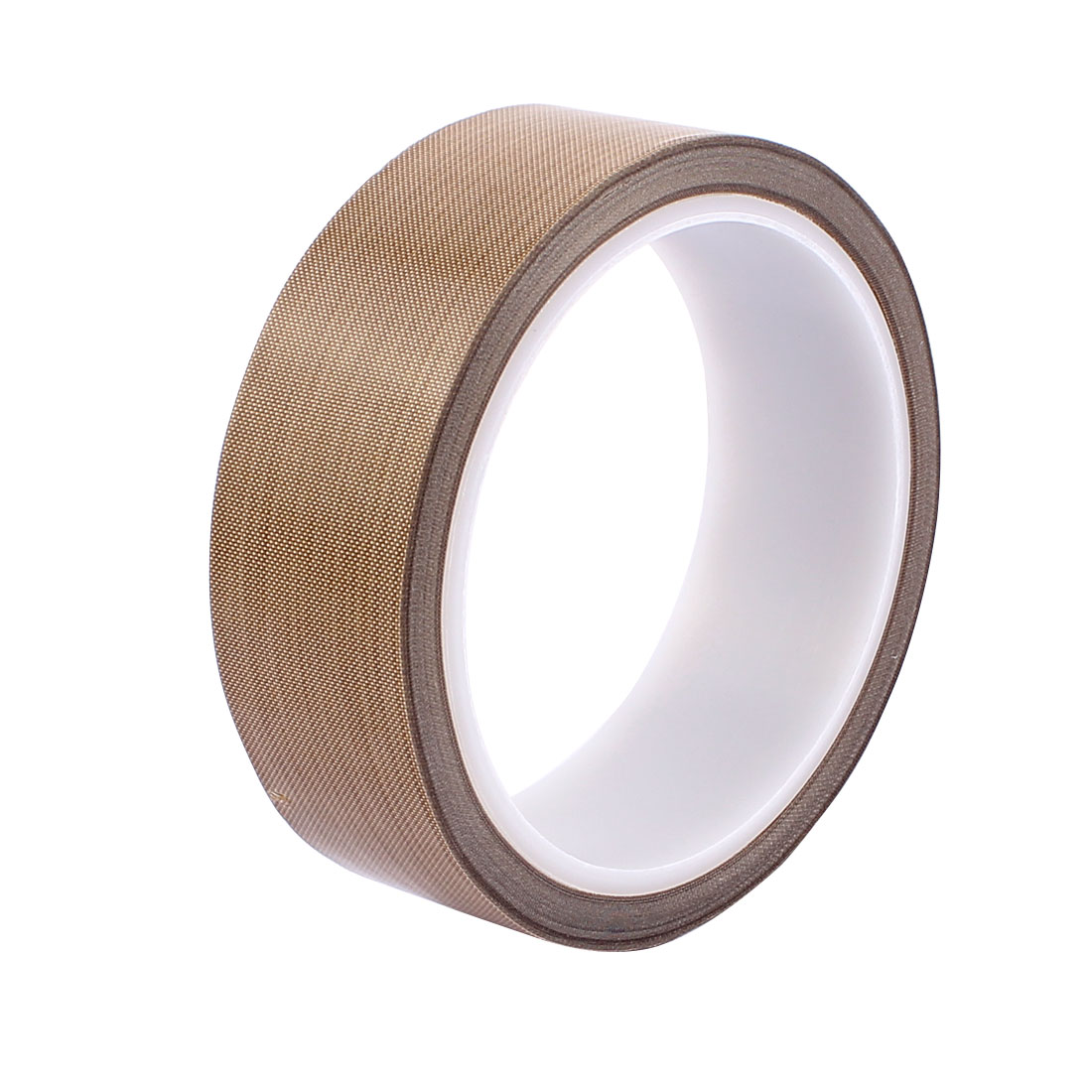 25mm Width 0.18mm Thickness 10M Long Nonstick High Temperature PTFE Adhesive Tape