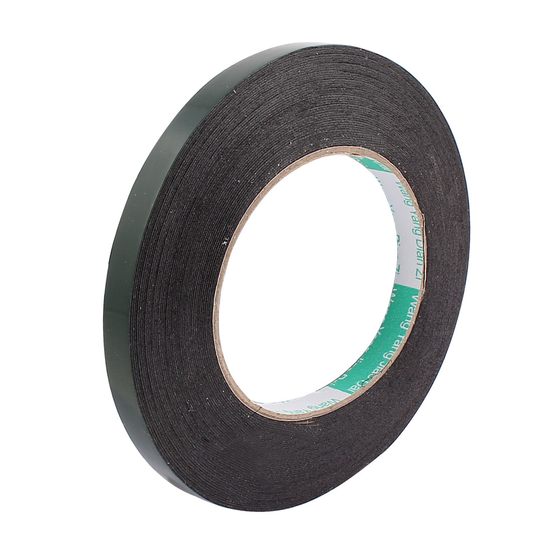 1CM Width 10M Length 0.5MM Thick Dual Sided Sealing Shockproof Sponge Tape