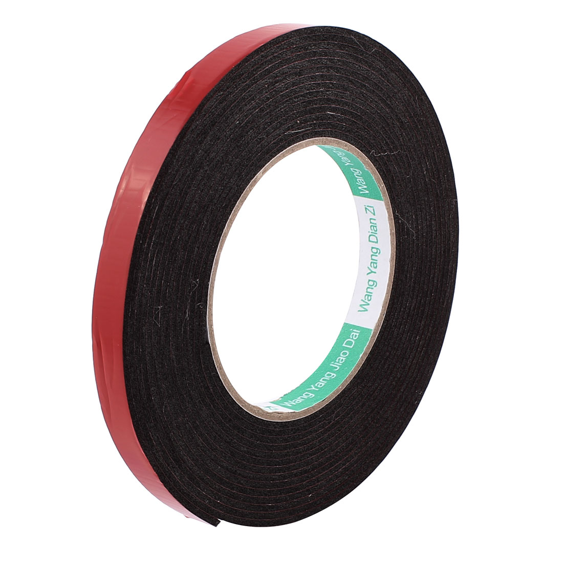 1.2CM Width 5M Length 2MM Thick Dual Sided Sealing Shockproof Sponge Tape