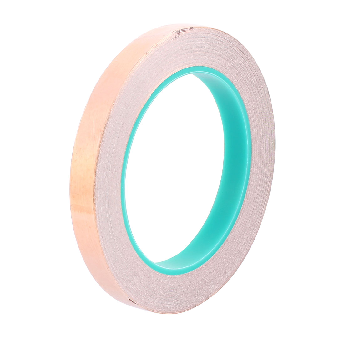 10mm Width 20m Long DIY Adhesive Double Sided Conductive Copper Foil Tape