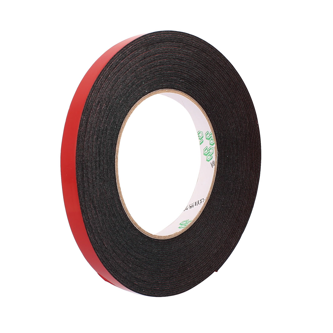 1.2CM Width 10M Length 1MM Thick Dual Sided Sealing Shockproof Sponge Tape